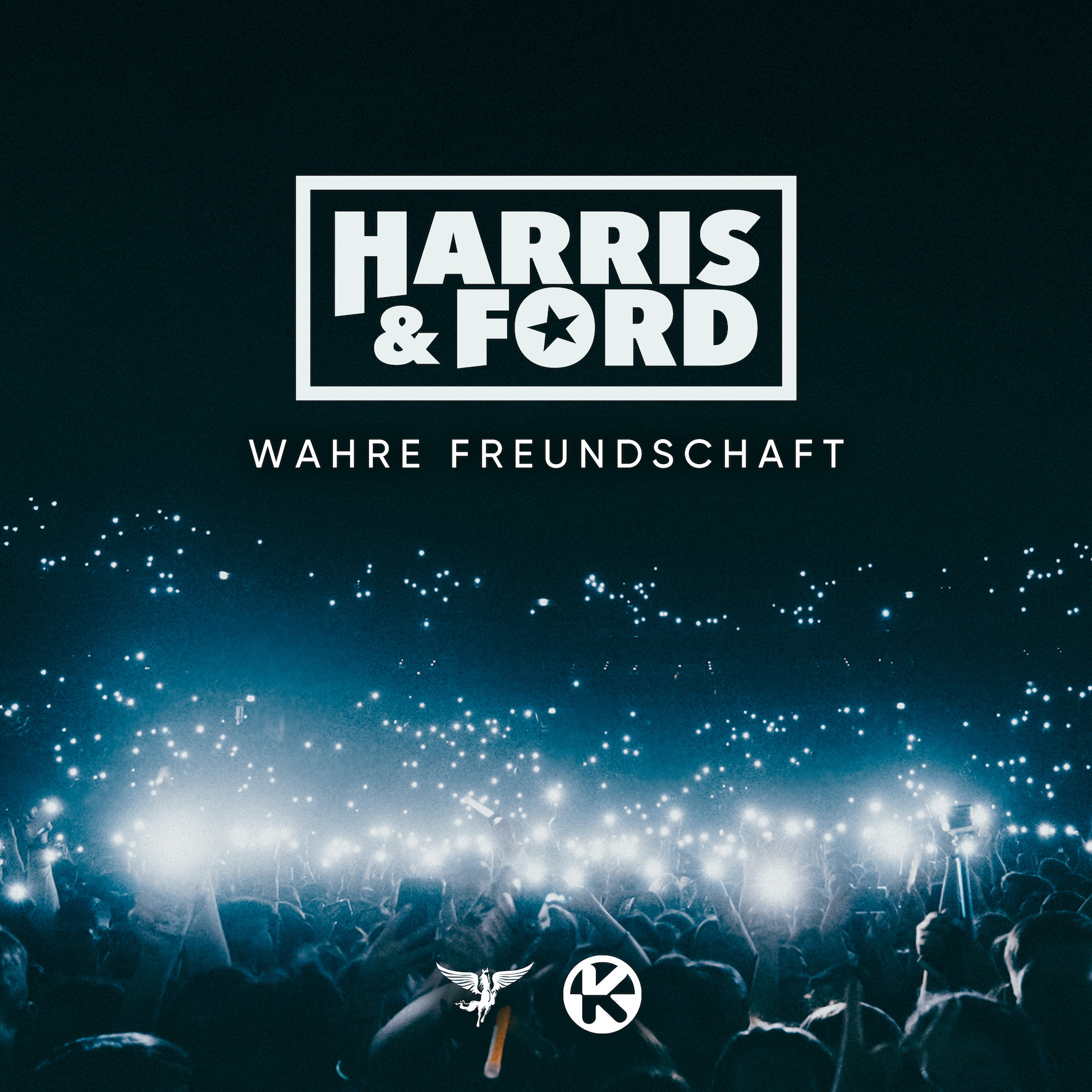 Cover Harris  Ford   Wahre Freundschaft