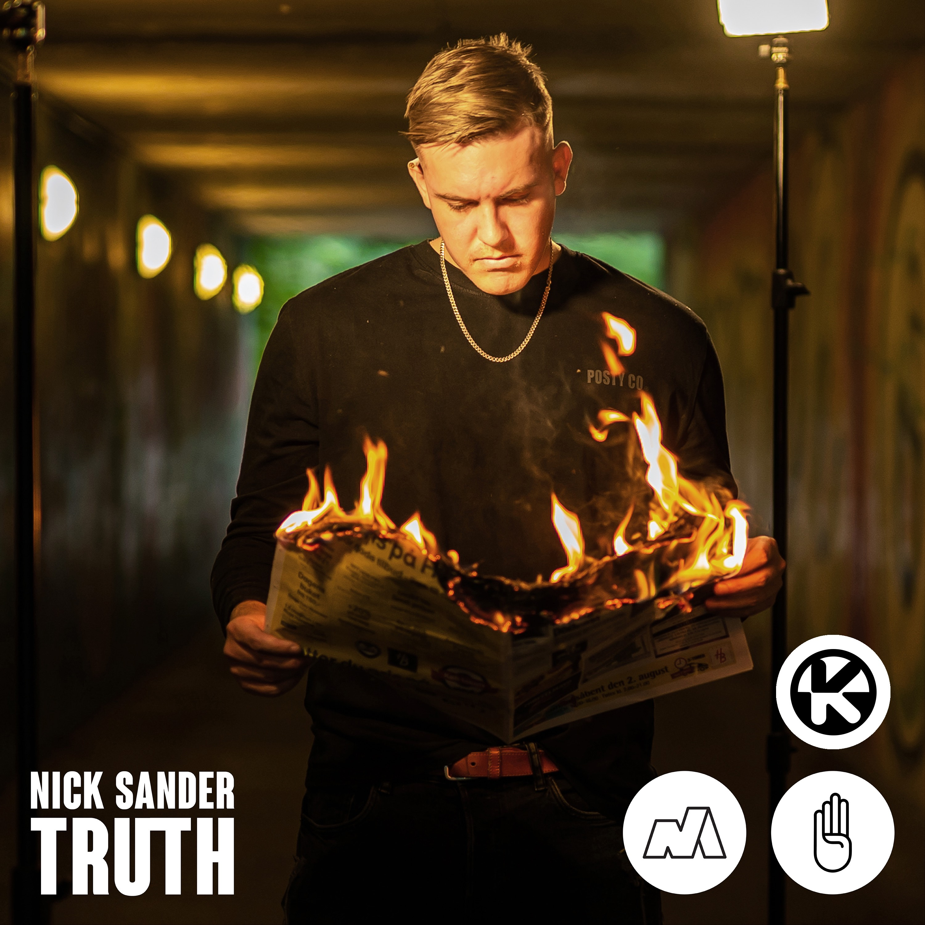 Cover Nick Sander   Truth