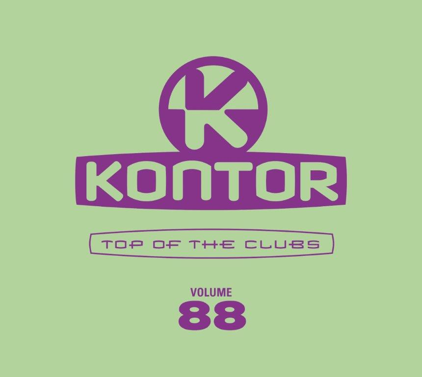 Cover Kontor Top Of The Clubs Vol. 88 CMYK