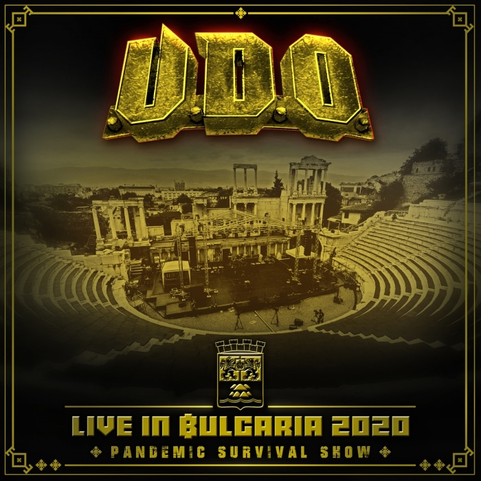udo live in bulcaria cover